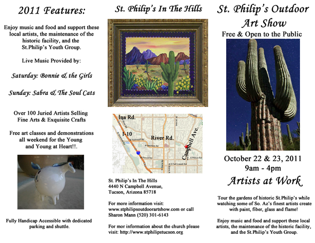 St. Philip's Outdoor Art Show