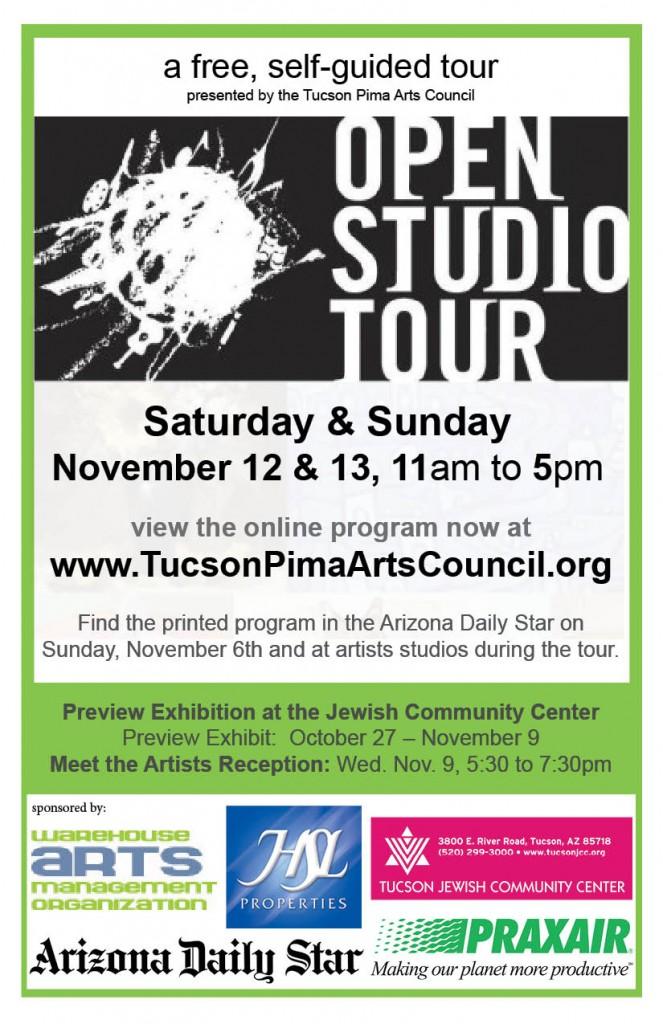 Open Studio Tour 2011