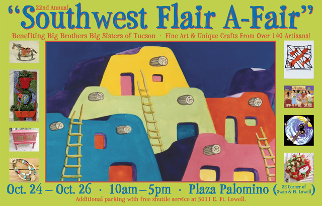 Southwest Flair A-Fair 2014.