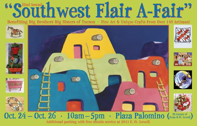Southwest Flair A-Fair 2014.